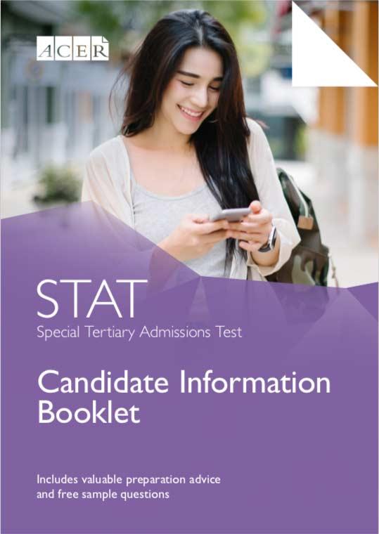 STAT Candidate information boolket